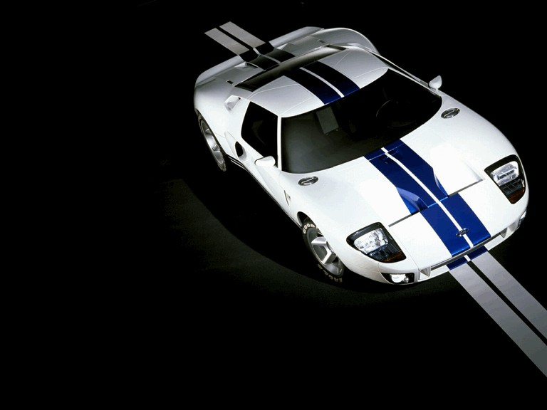 2004 Ford GT40 201778