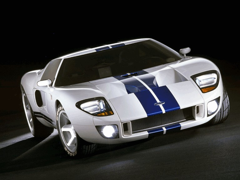 2004 Ford GT40 201779