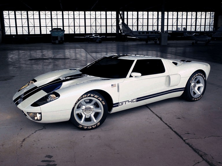 2004 Ford GT40 201782