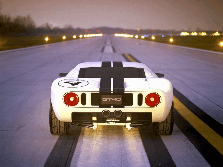 2004 Ford GT40 201786
