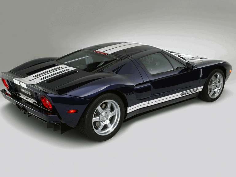 2004 Ford GT40 201787