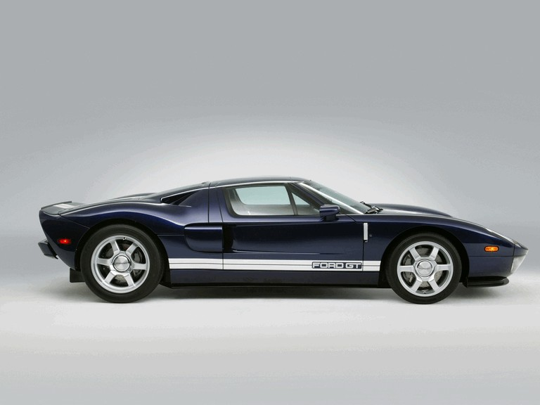 2004 Ford GT40 201788