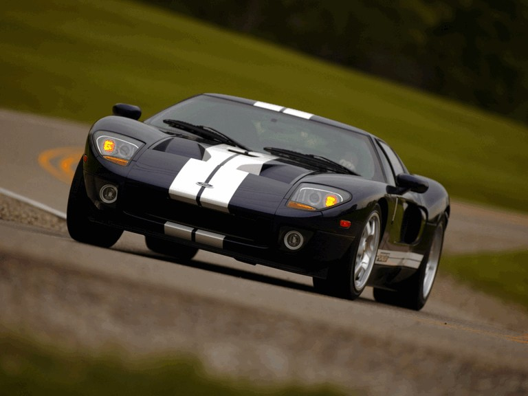 2004 Ford GT40 201813