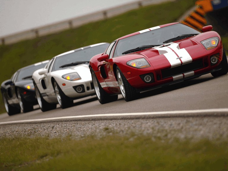 2004 Ford GT40 201819