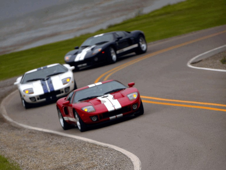 2004 Ford GT40 201820