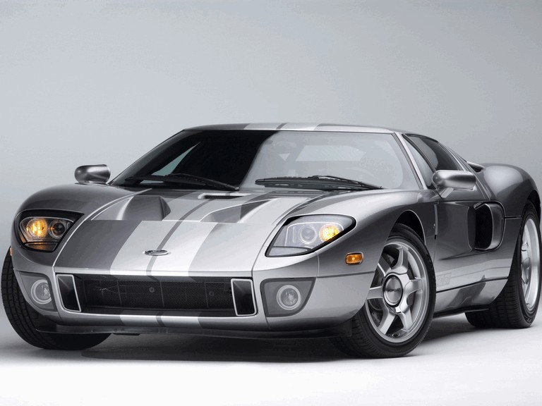 2004 Ford GT40 201826