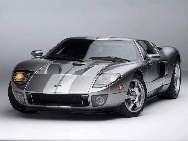 2004 Ford GT40 201827
