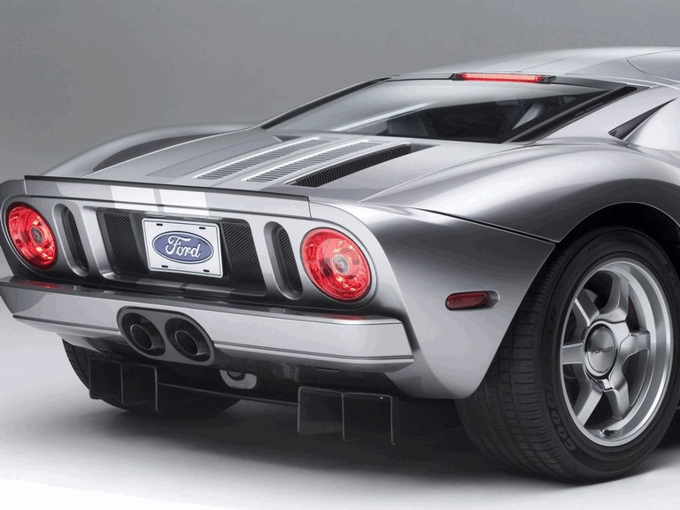2004 Ford GT40 201830