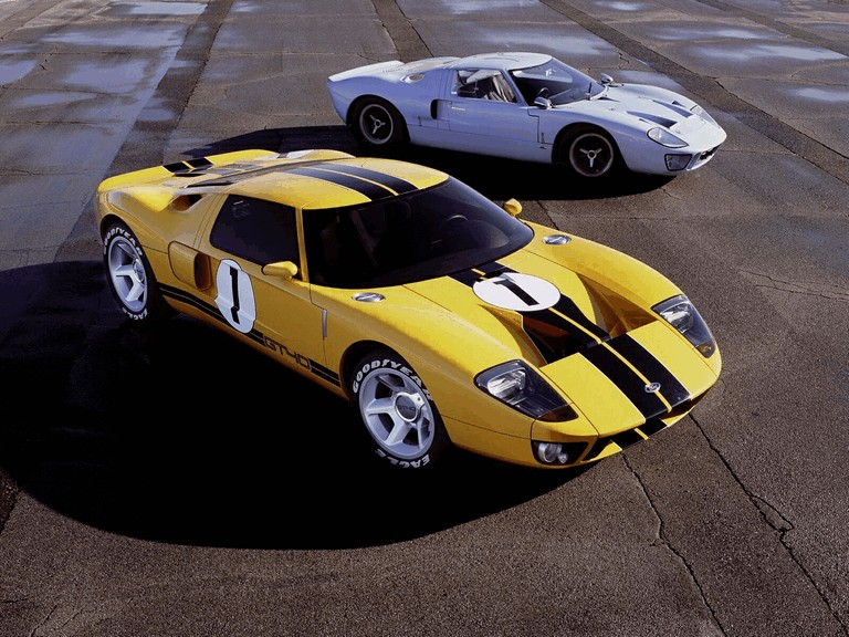 2004 Ford GT40 201852