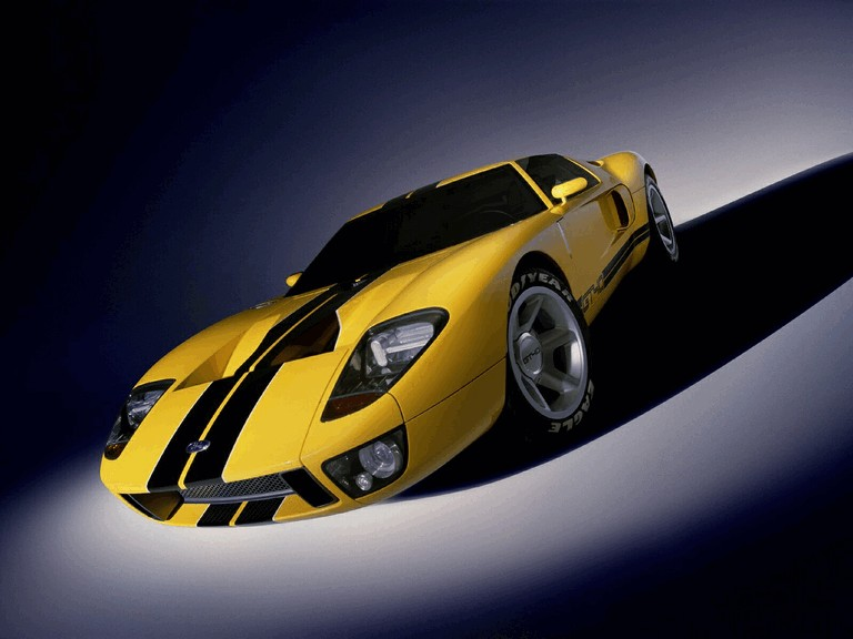 2004 Ford GT40 201856