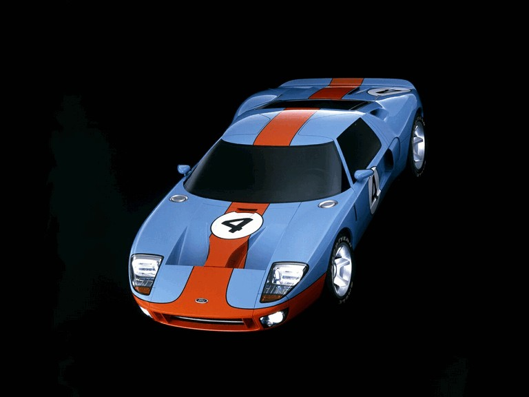 2004 Ford GT40 201861