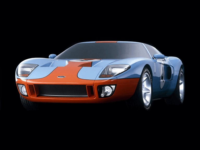 2004 Ford GT40 201862