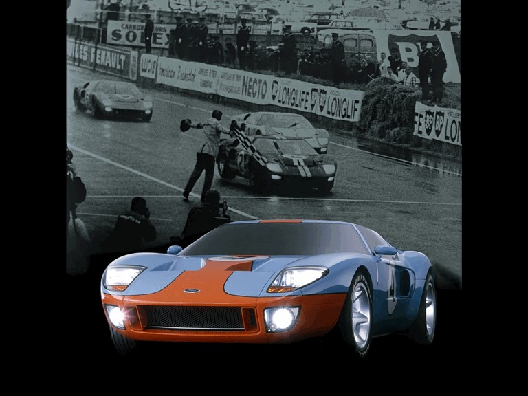 2004 Ford GT40 201864
