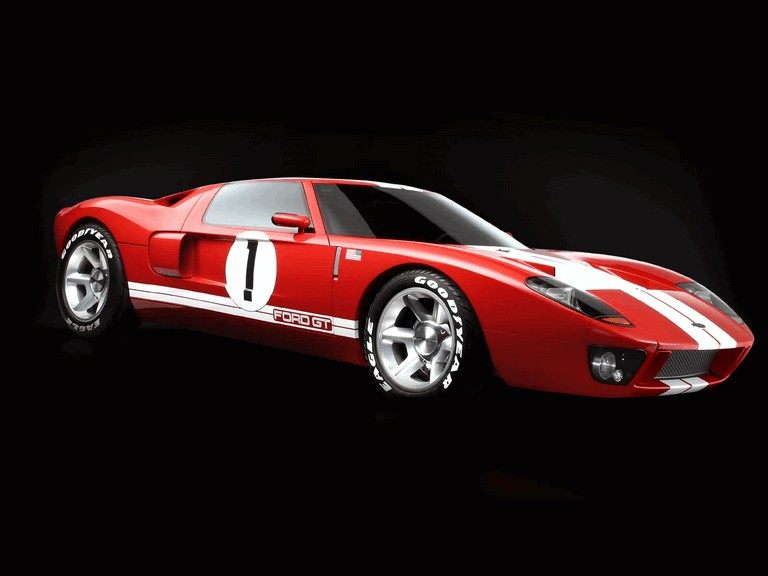2004 Ford GT40 201870