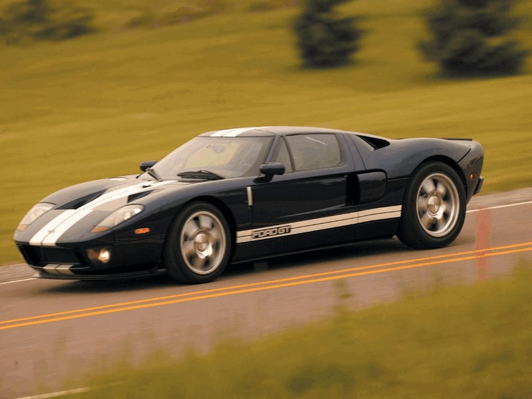 2004 Ford GT40 201874