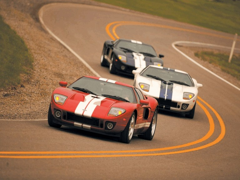 2004 Ford GT40 201875