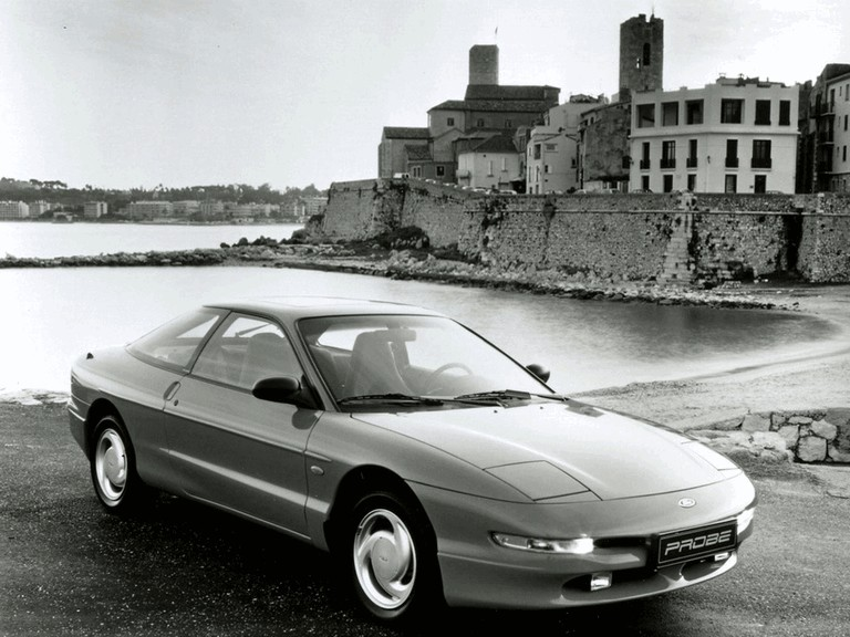 1993 Ford Probe 272176