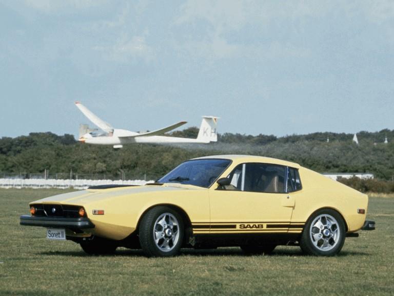 1974 Saab Sonett III 272238