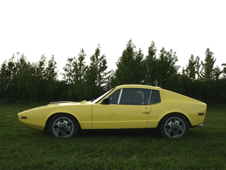 1974 Saab Sonett III 272240