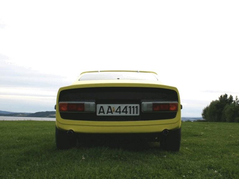 1974 Saab Sonett III 272248