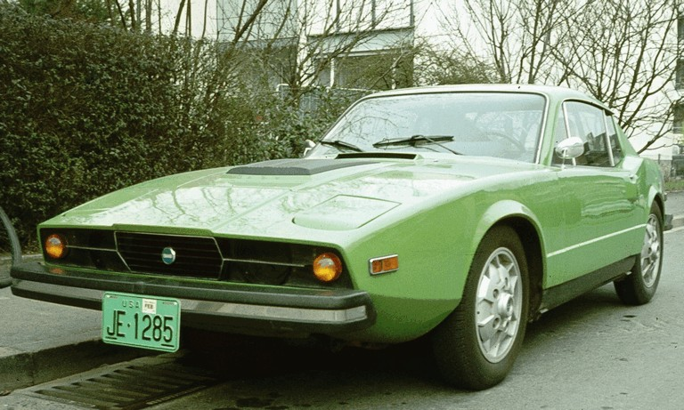 1974 Saab Sonett III 272253