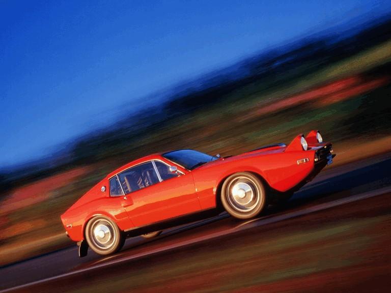 1974 Saab Sonett III 272254