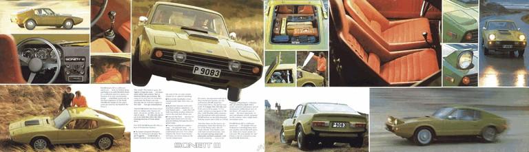1974 Saab Sonett III 272260