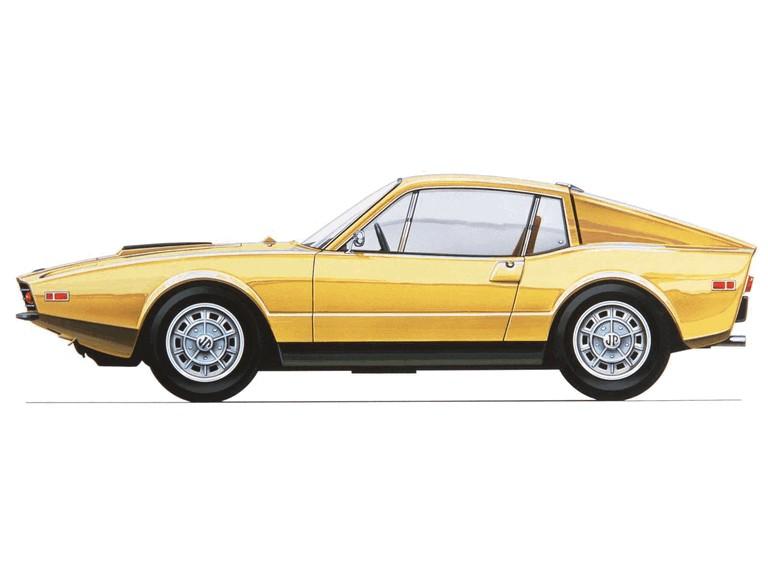 1974 Saab Sonett III 272263