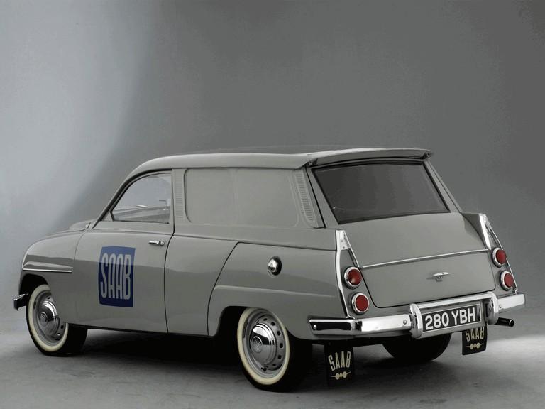 1962 Saab 95 Van 272265