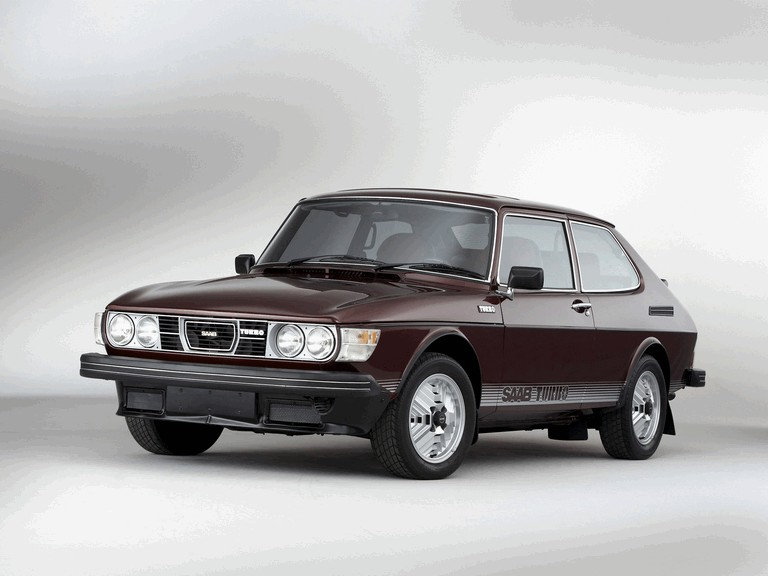 1978 Saab 99 Turbo coupé 272273