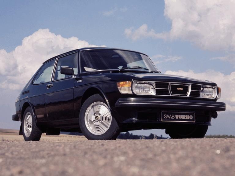 1978 Saab 99 Turbo coupé 272275