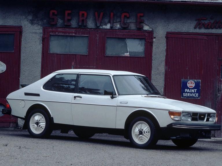 1978 Saab 99 Turbo coupé 272276