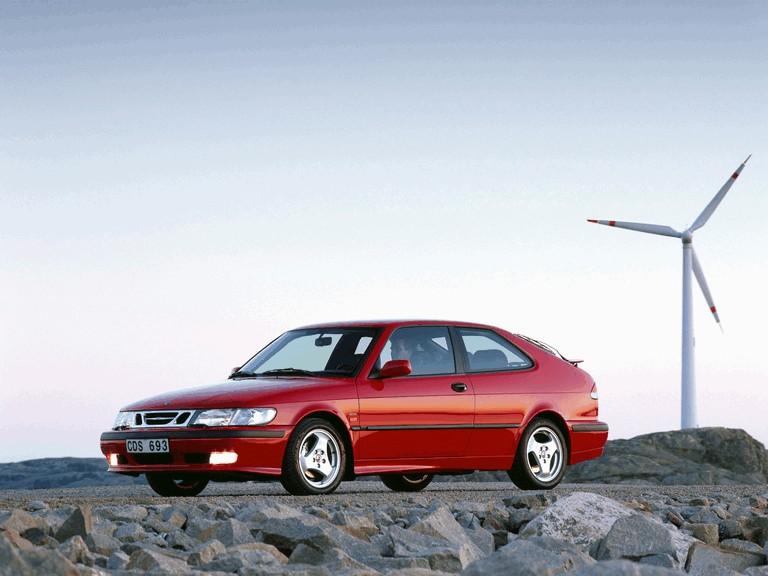1999 Saab 9-3 Aero coupé 272316