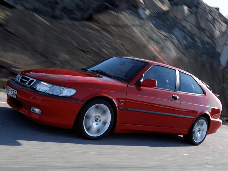 1999 Saab 9-3 Aero coupé 272321