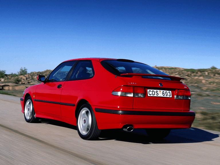 1999 Saab 9-3 Aero coupé 272323