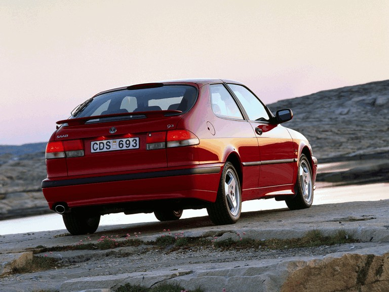 1999 Saab 9-3 Aero coupé 272327