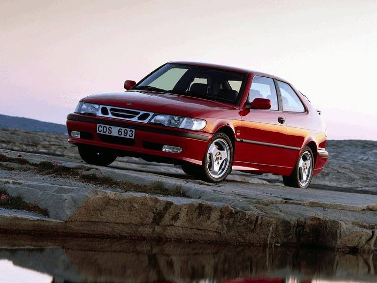 1999 Saab 9-3 Aero coupé 272328