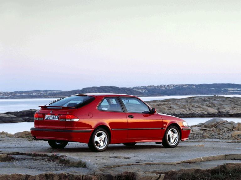 1999 Saab 9-3 Aero coupé 272329