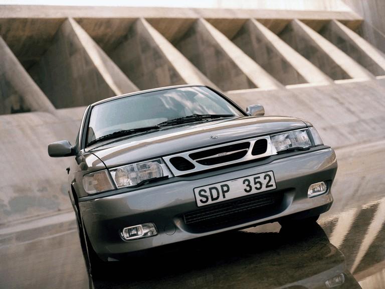 1999 Saab 9-3 Aero coupé 272335