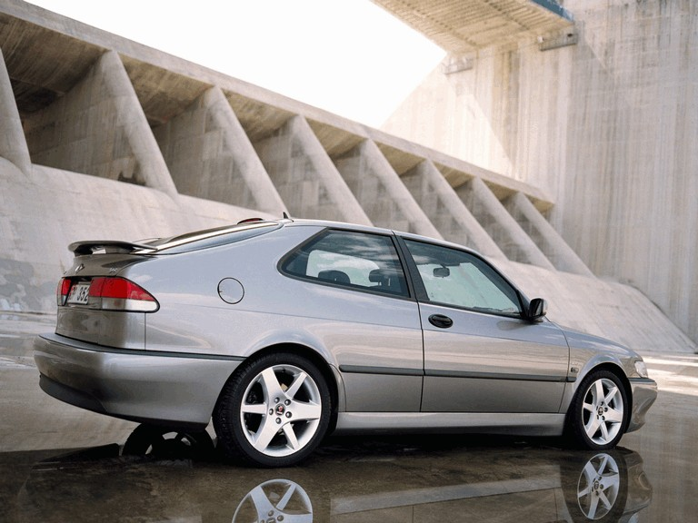1999 Saab 9-3 Aero coupé 272337