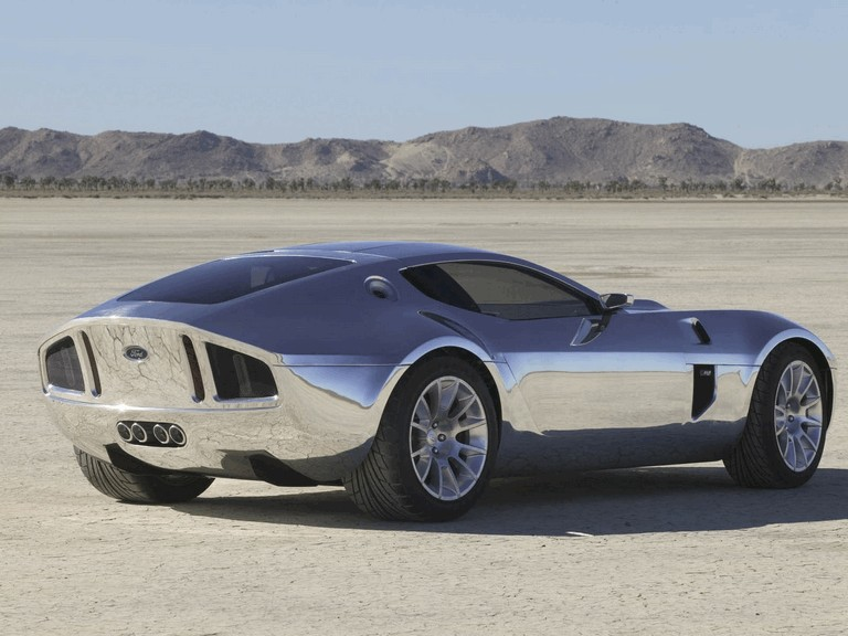 2004 Ford Shelby Cobra GR-1 concept 201976