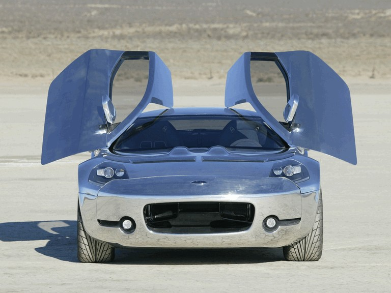 2004 Ford Shelby Cobra GR-1 concept 201979