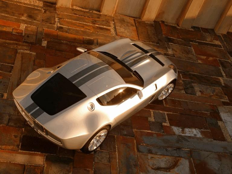 2004 Ford Shelby Cobra GR-1 concept 201988