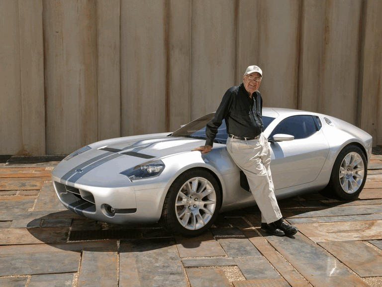 2004 Ford Shelby Cobra GR-1 concept 201990