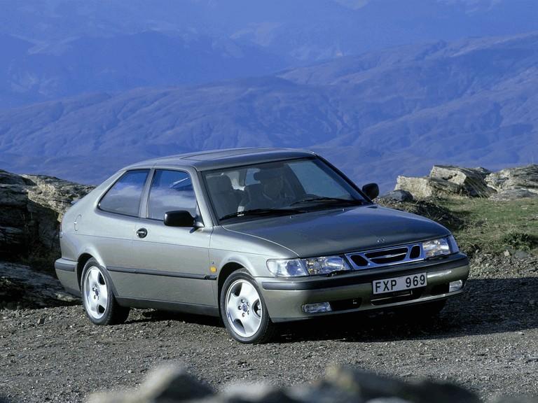 1998 Saab 9-3 coupé 272663