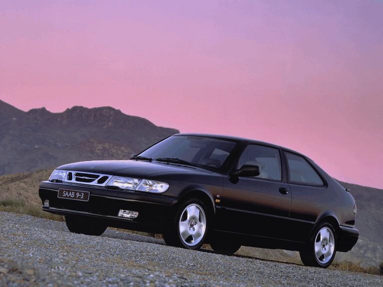 1998 Saab 9-3 coupé 272672