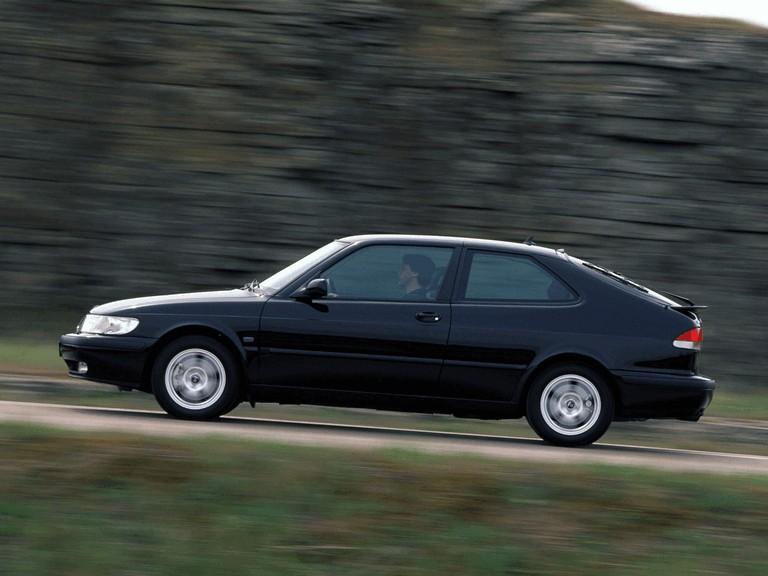 1998 Saab 9-3 coupé 272674