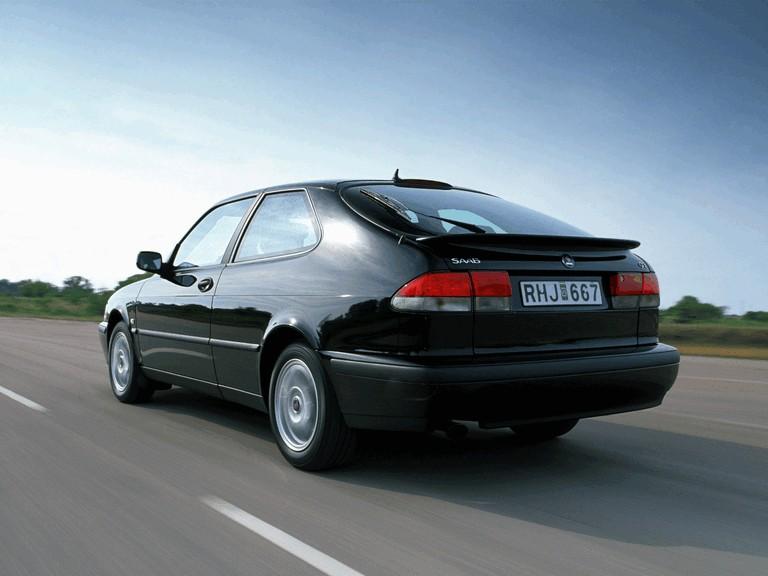 1998 Saab 9-3 coupé 272675