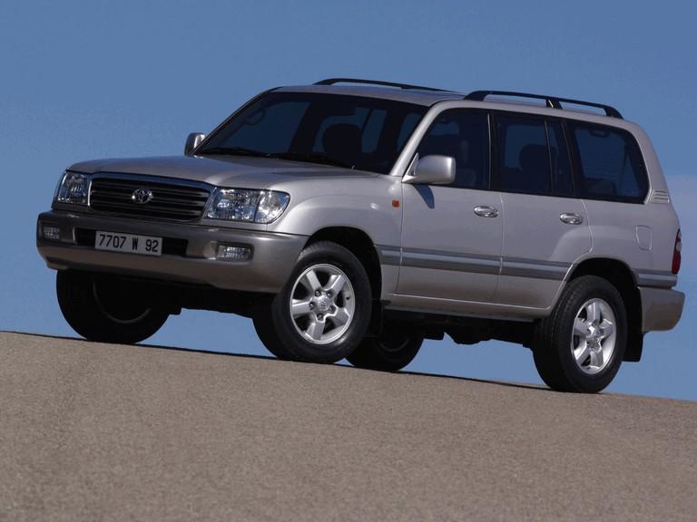1998 Toyota Land Cruiser 100 272748