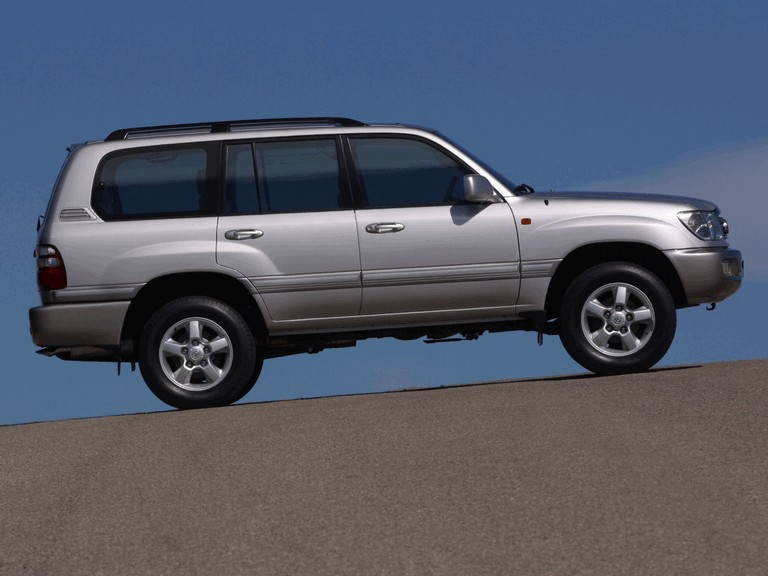 1998 Toyota Land Cruiser 100 272752